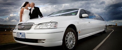 wedding limousine hire in melbourne